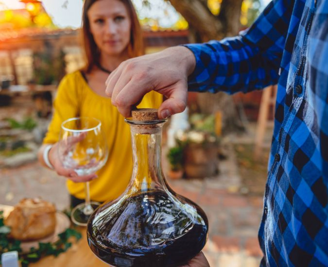 Wine: An Alternative Marriage Gift List Idea